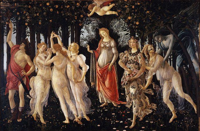 Sandro Botticelli - Primavera