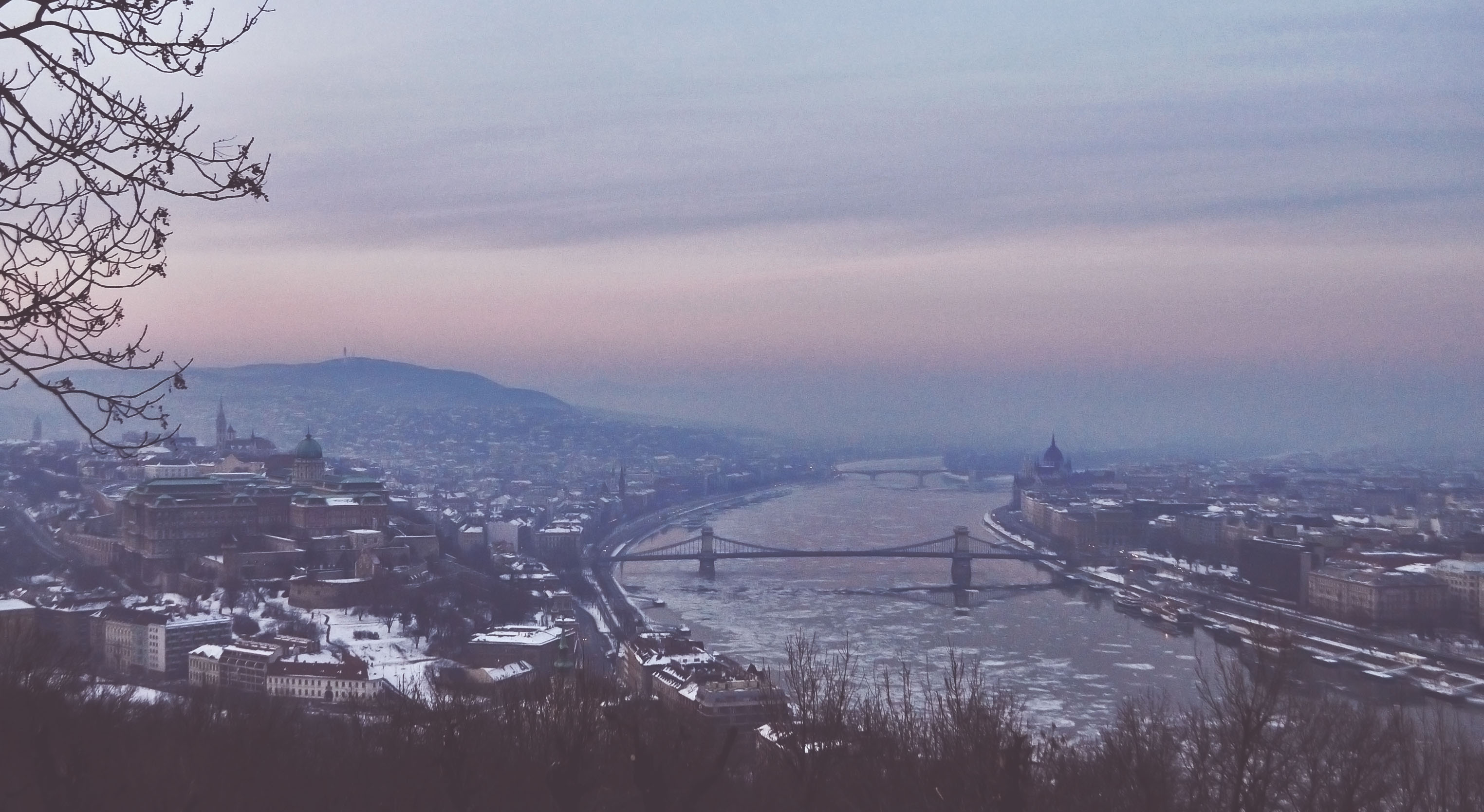 budapest-view-over