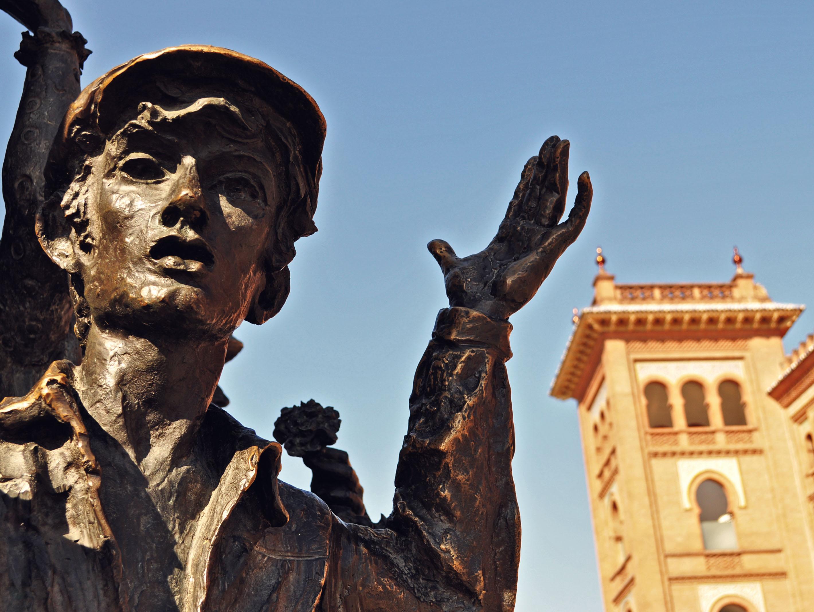 madrid-statue-toreador