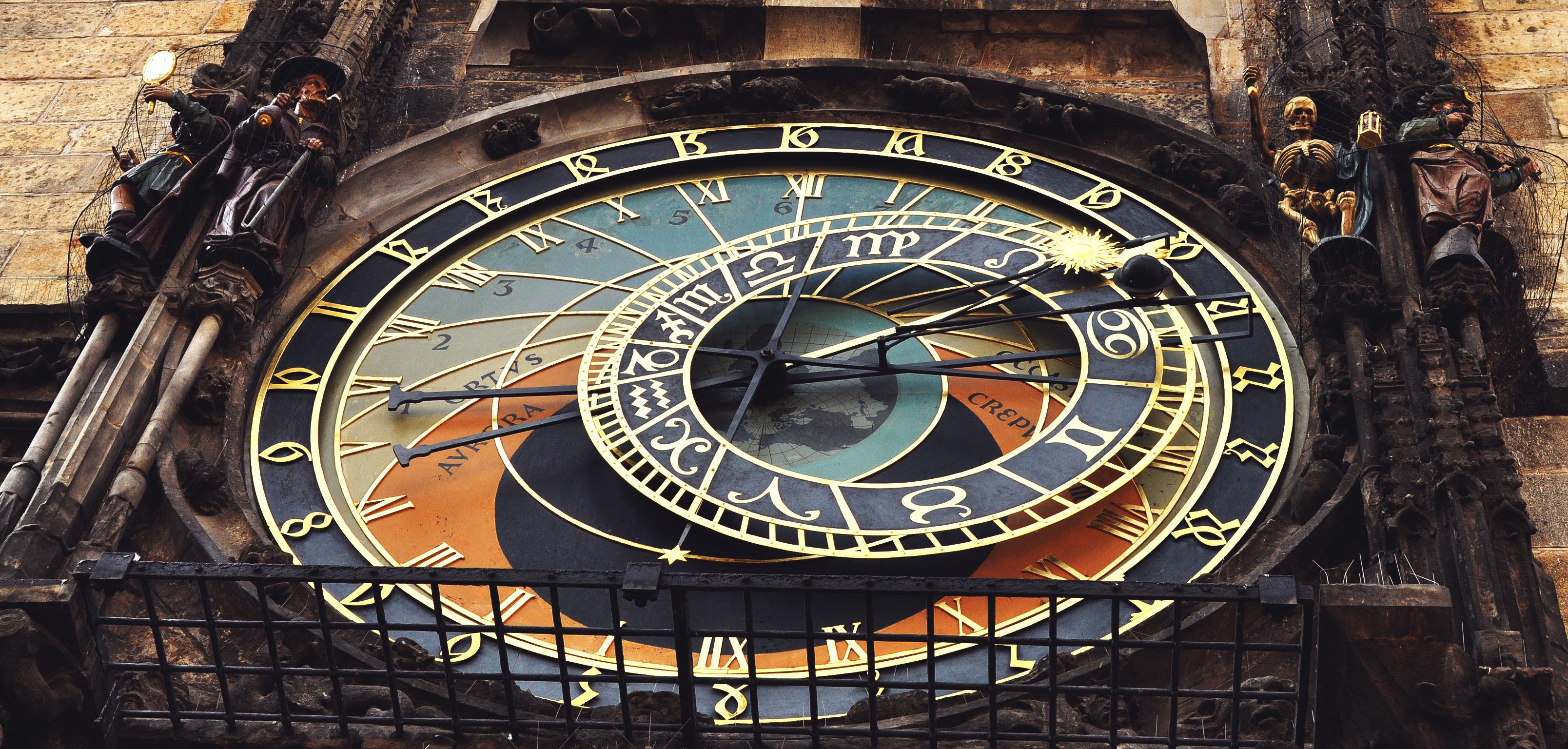 praga-clock