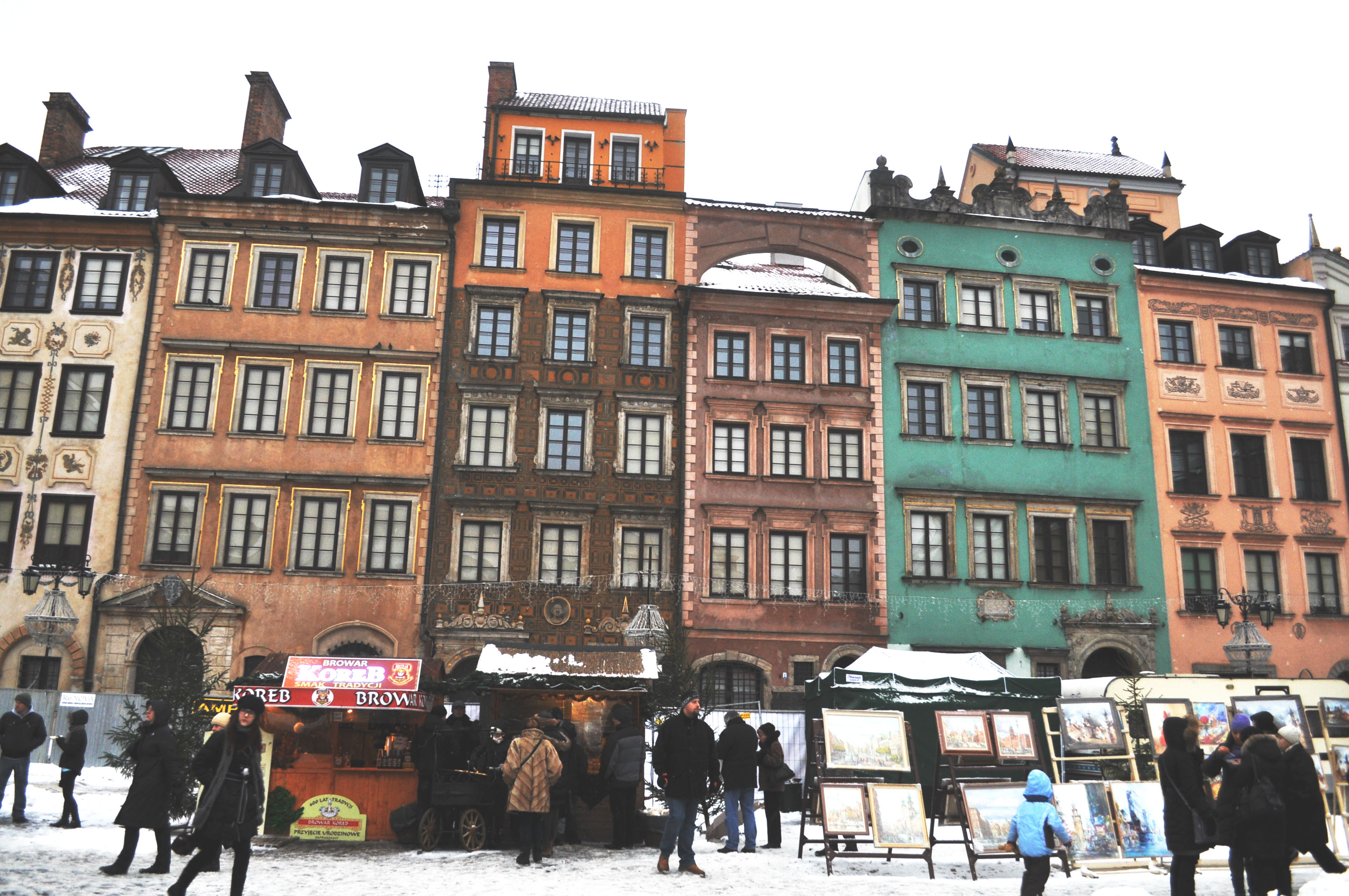 warsaw_colorful-buildings-old-town