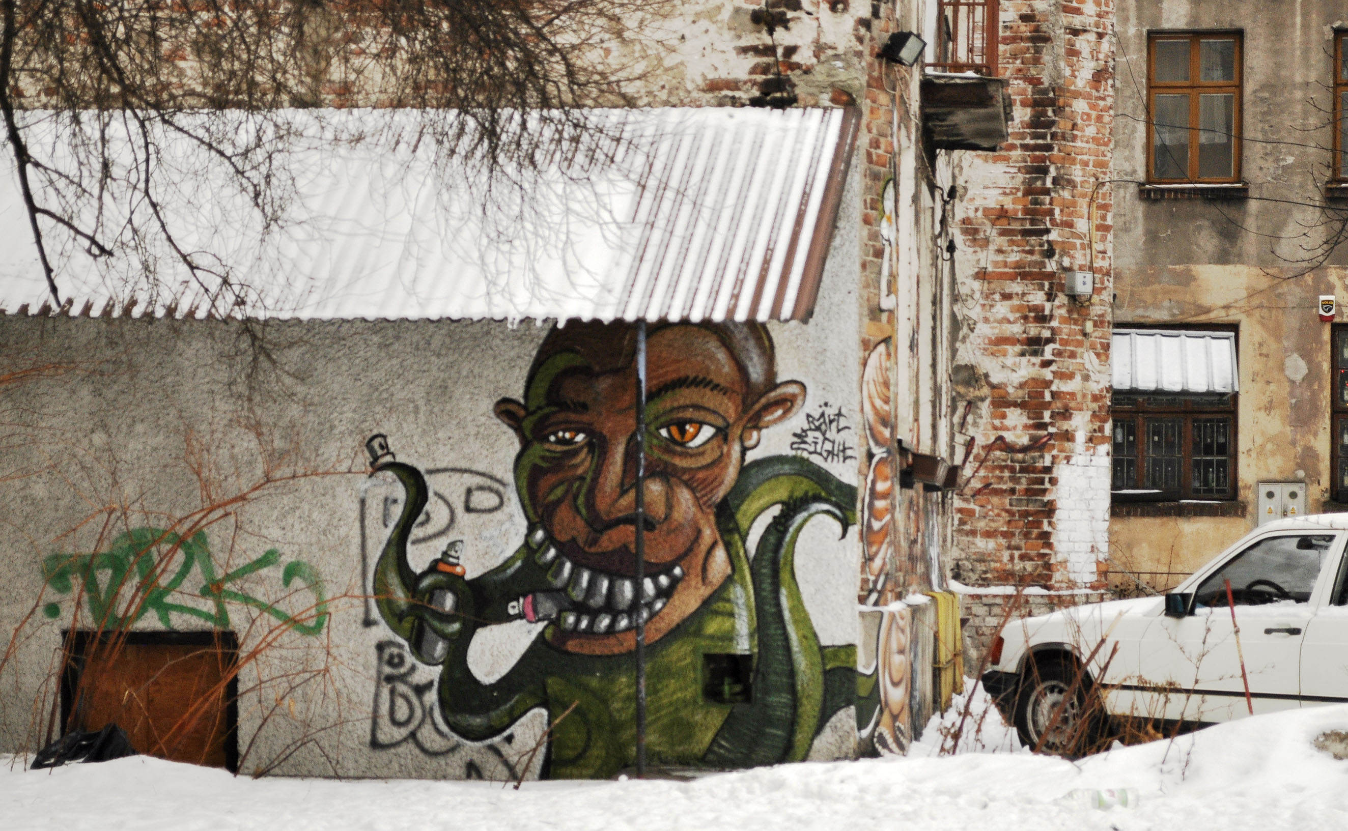 warsaw_grafitti-caterpillar-man