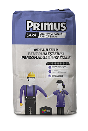 Primus Quick Leveling Compound