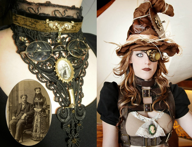 Steampunk what's it about
