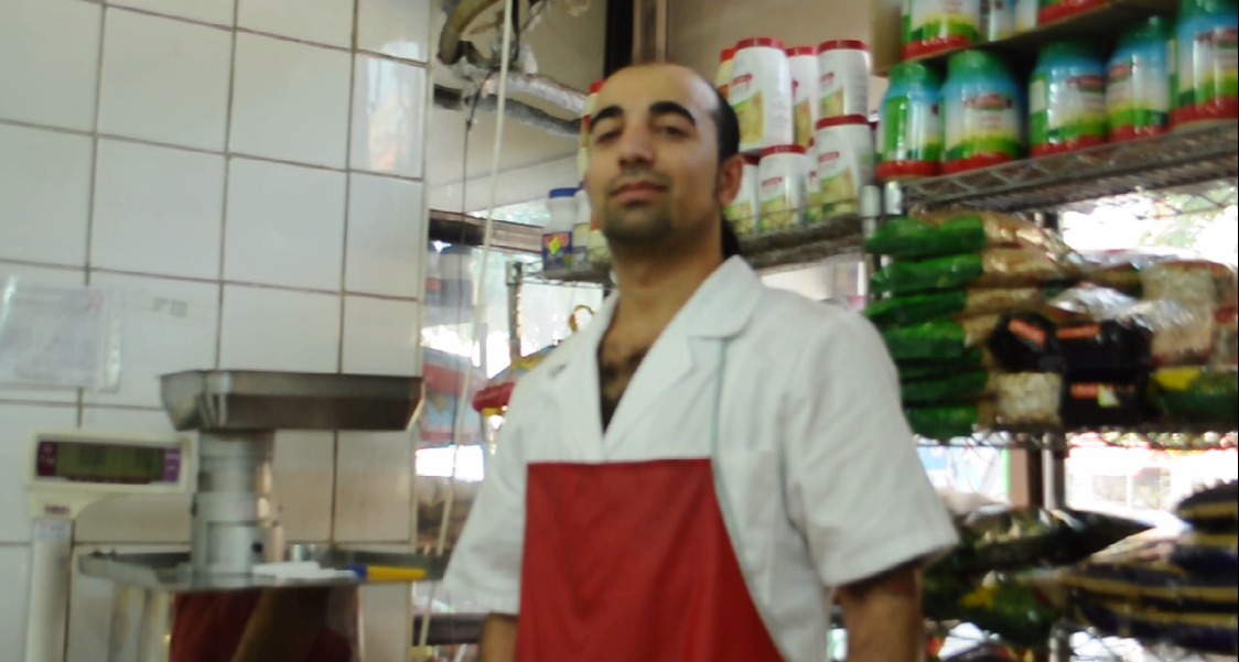 arab guy