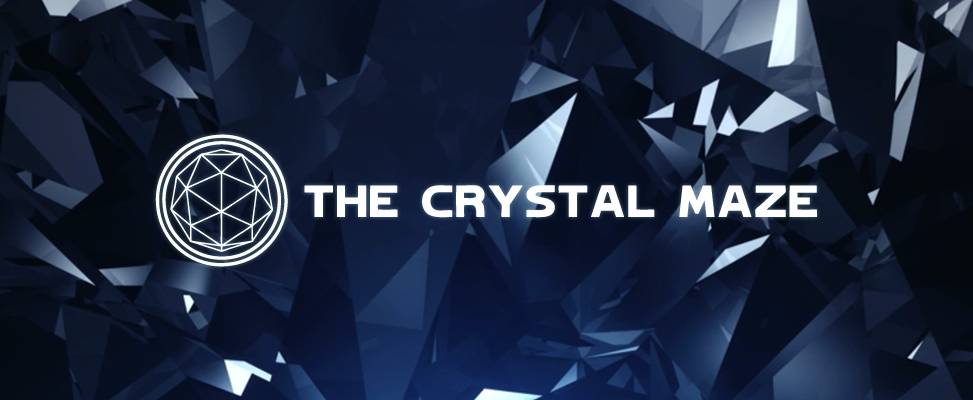 The Crystal Maze project identity