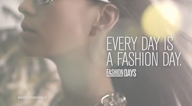 Fashion Days launch campaign