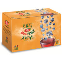Fares Aromfruct - blueberry packaging