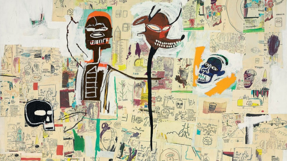 Basquiat - Peter and the Wolf