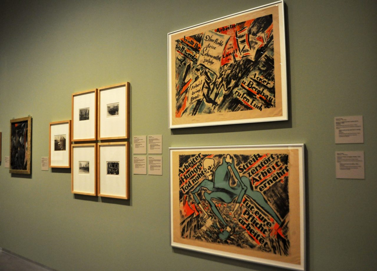 Berlinische Galerie Prologue Raluca Turcanasu