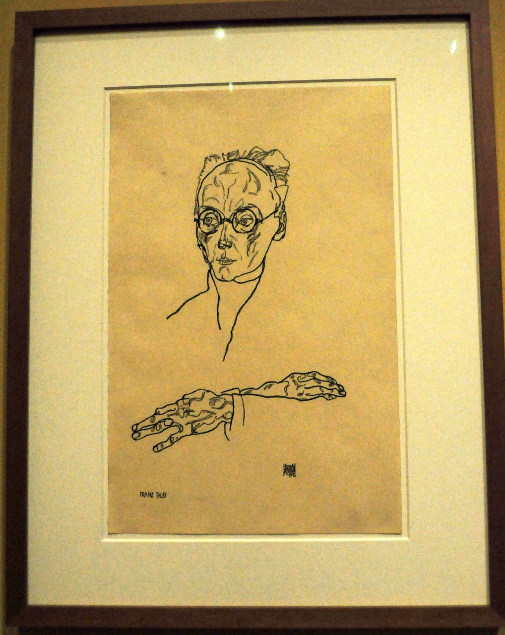 Egon Schiele EARLY WORKS Fondation Louis Vuitton Raluca Turcanasu ra-luca.me 2