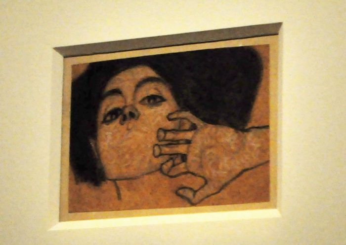 Egon Schiele EARLY WORKS Fondation Louis Vuitton Raluca Turcanasu ra-luca.me 4