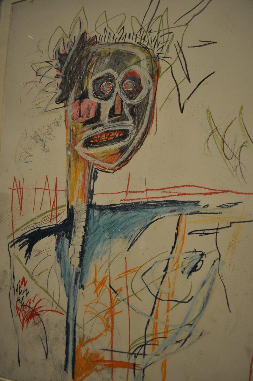 Expo Jean Michel Basquiat Fondation Louis Vuitton Paris - photo Raluca Turcanasu ra-luca.me (1)