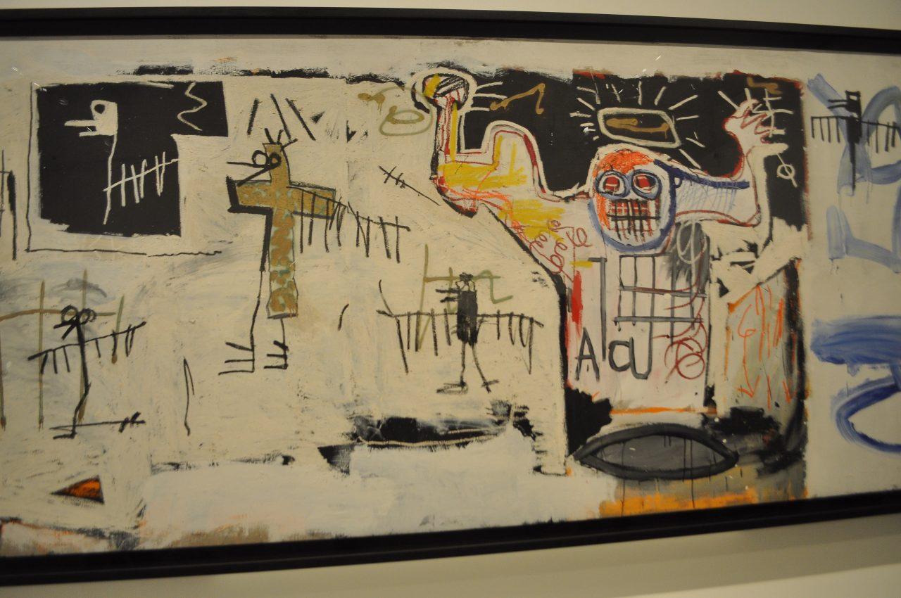 Expo Jean Michel Basquiat Fondation Louis Vuitton Paris - photo Raluca Turcanasu ra-luca.me (10)