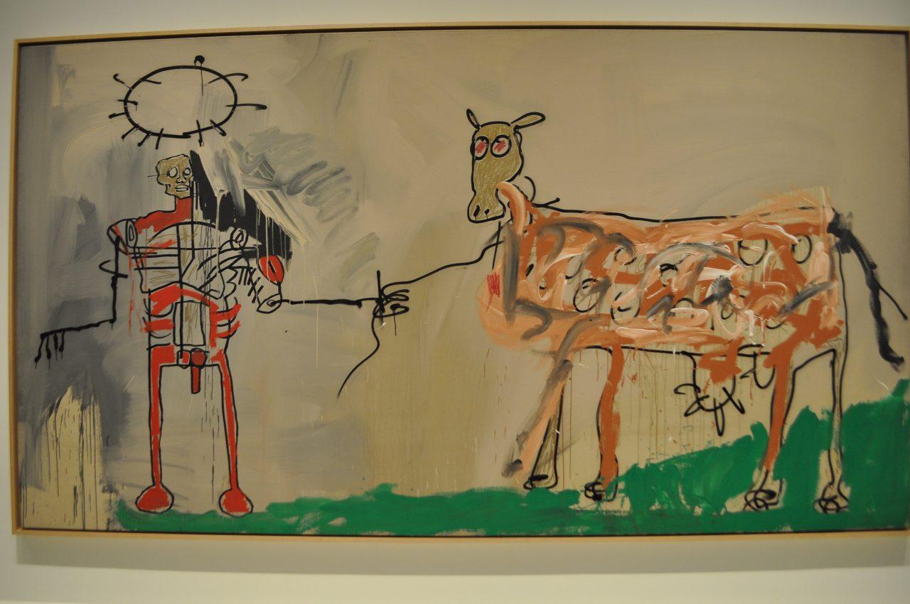 Expo Jean Michel Basquiat Fondation Louis Vuitton Paris - photo Raluca Turcanasu ra-luca.me (11)