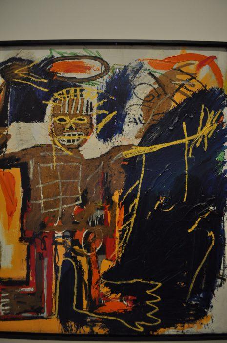 Expo Jean Michel Basquiat Fondation Louis Vuitton Paris - photo Raluca Turcanasu ra-luca.me (15)