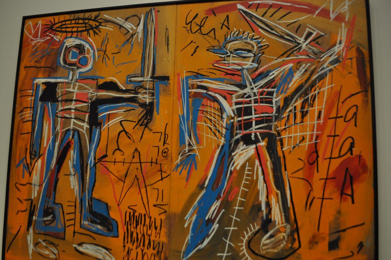 Expo Jean Michel Basquiat Fondation Louis Vuitton Paris - photo Raluca Turcanasu ra-luca.me (16)