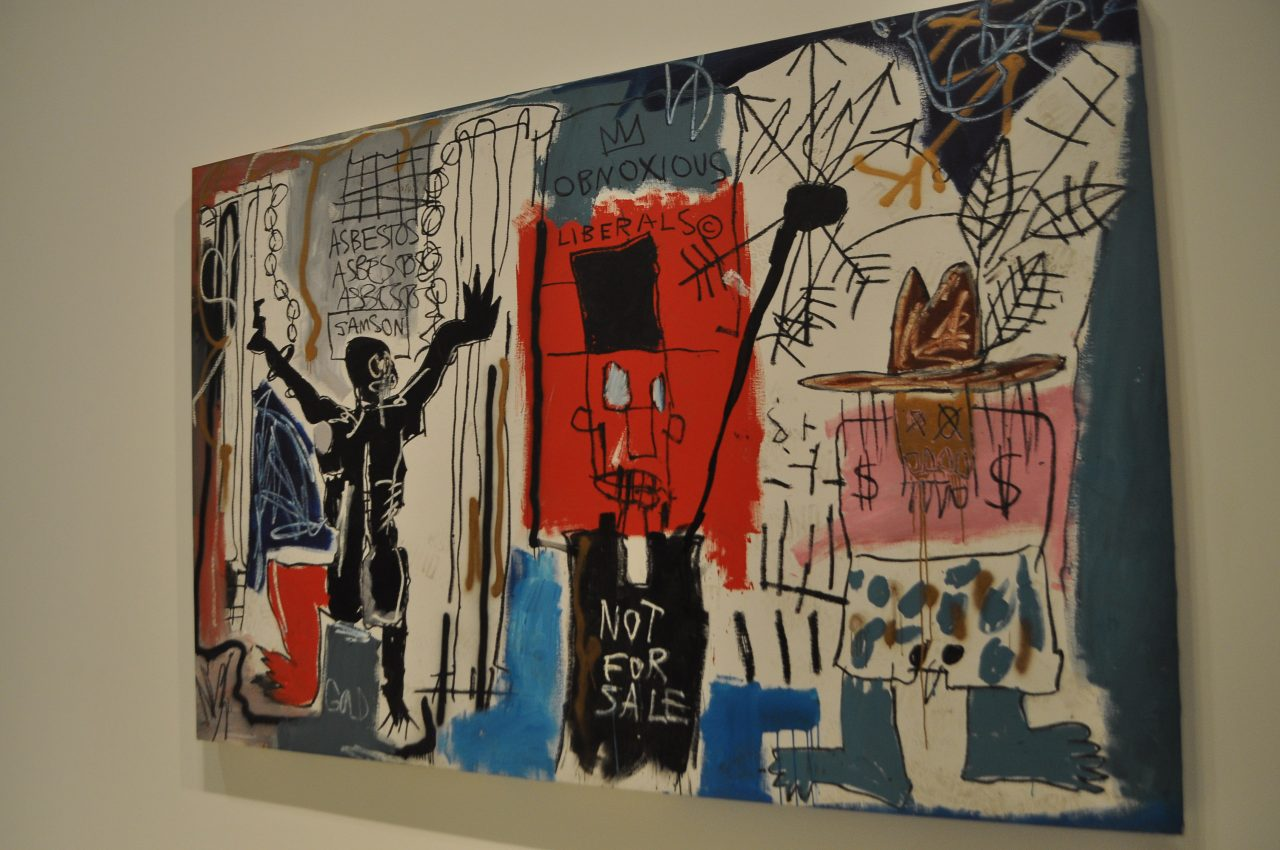 Expo Jean Michel Basquiat Fondation Louis Vuitton Paris - photo Raluca Turcanasu ra-luca.me (17)