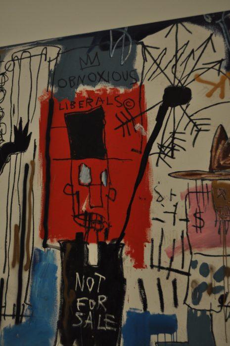 Expo Jean Michel Basquiat Fondation Louis Vuitton Paris - photo Raluca Turcanasu ra-luca.me (18)