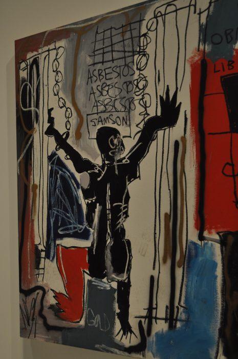 Expo Jean Michel Basquiat Fondation Louis Vuitton Paris - photo Raluca Turcanasu ra-luca.me (19)