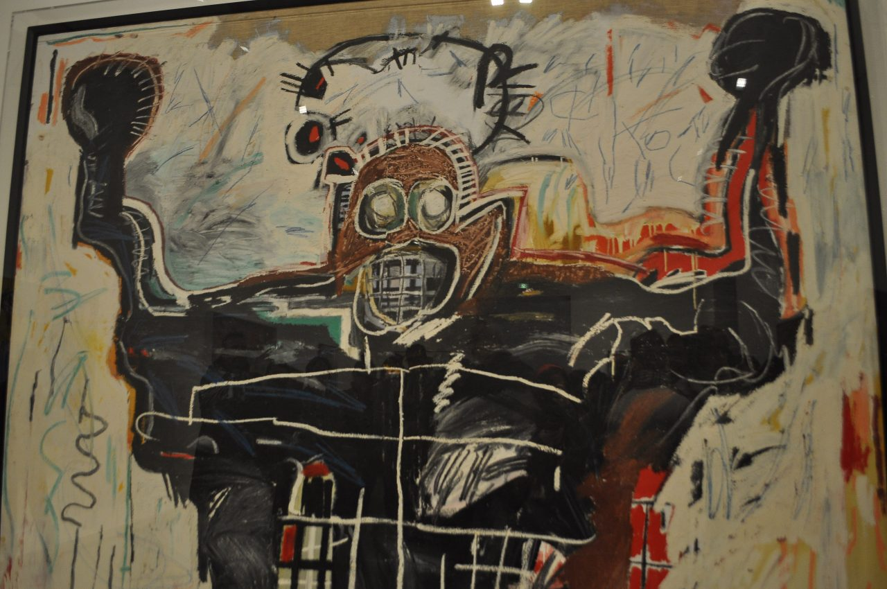 Expo Jean Michel Basquiat Fondation Louis Vuitton Paris - photo Raluca Turcanasu ra-luca.me (20)