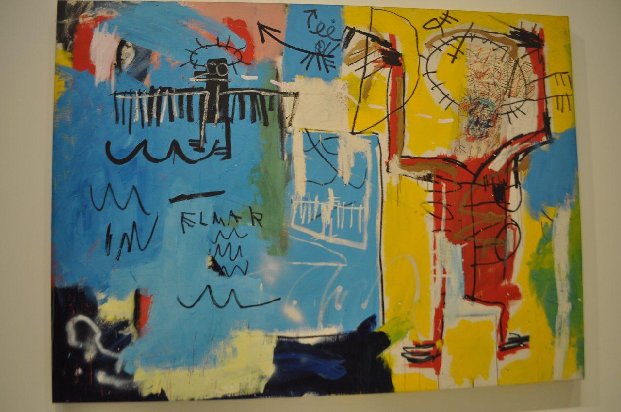 Expo Jean Michel Basquiat Fondation Louis Vuitton Paris - photo Raluca Turcanasu ra-luca.me (21)