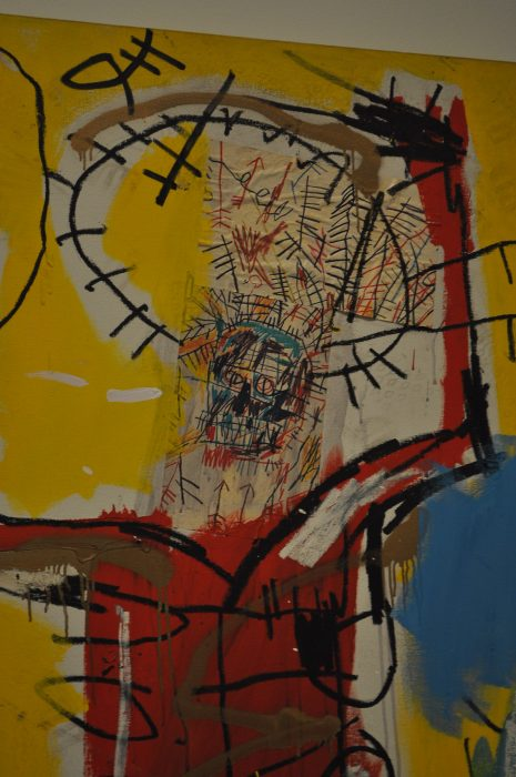 Expo Jean Michel Basquiat Fondation Louis Vuitton Paris - photo Raluca Turcanasu ra-luca.me (22)