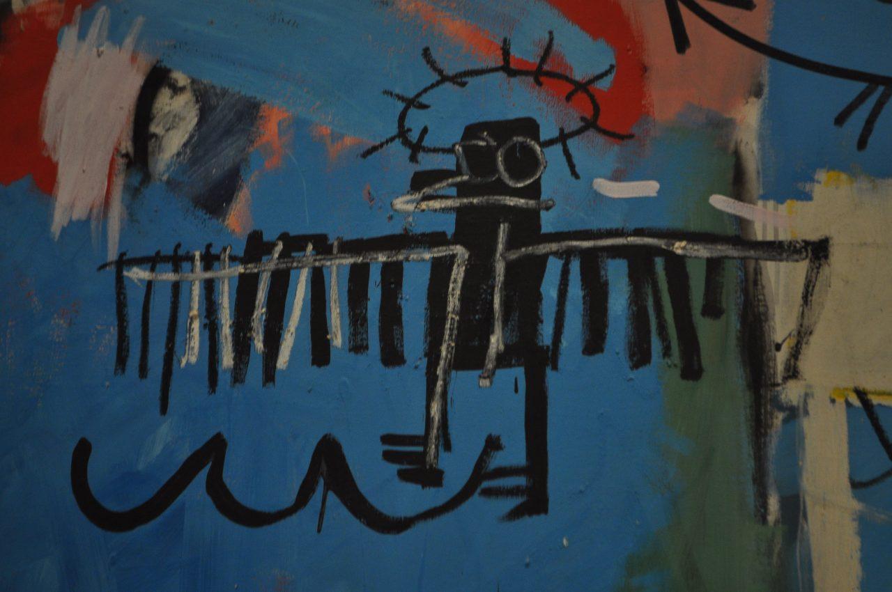 Expo Jean Michel Basquiat Fondation Louis Vuitton Paris - photo Raluca Turcanasu ra-luca.me (23)