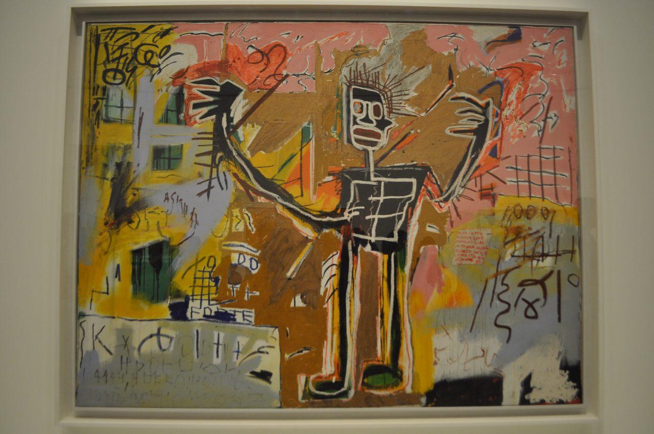 Expo Jean Michel Basquiat Fondation Louis Vuitton Paris - photo Raluca Turcanasu ra-luca.me (24)