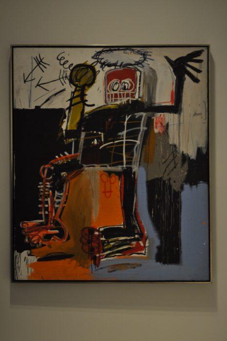 Expo Jean Michel Basquiat Fondation Louis Vuitton Paris - photo Raluca Turcanasu ra-luca.me (25)