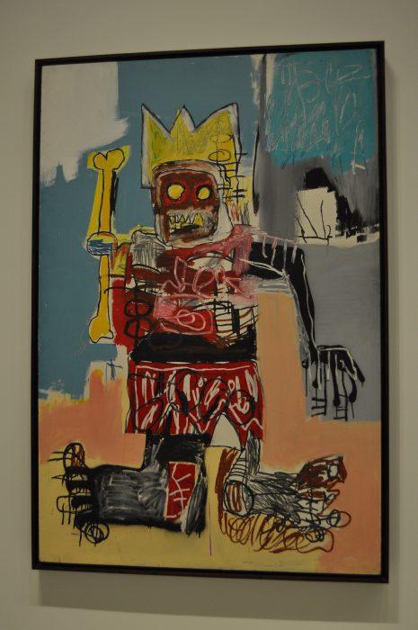 Expo Jean Michel Basquiat Fondation Louis Vuitton Paris - photo Raluca Turcanasu ra-luca.me (26)