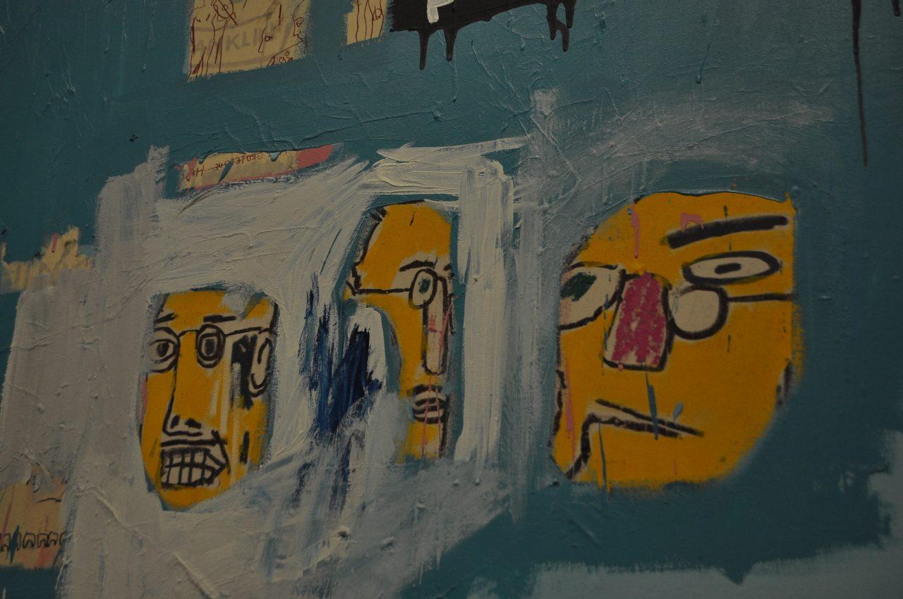 Expo Jean Michel Basquiat Fondation Louis Vuitton Paris - photo Raluca Turcanasu ra-luca.me (27)