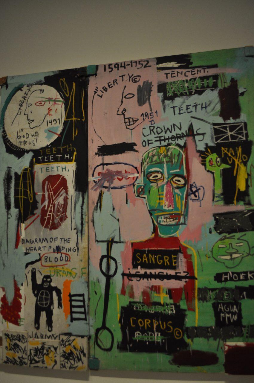 Expo Jean Michel Basquiat Fondation Louis Vuitton Paris - photo Raluca Turcanasu ra-luca.me (29)