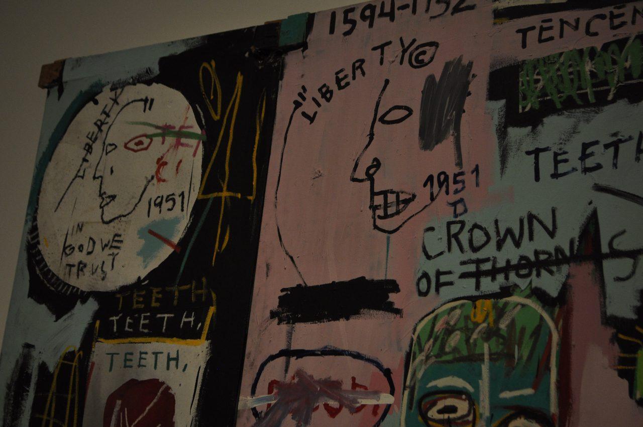 Expo Jean Michel Basquiat Fondation Louis Vuitton Paris - photo Raluca Turcanasu ra-luca.me (30)