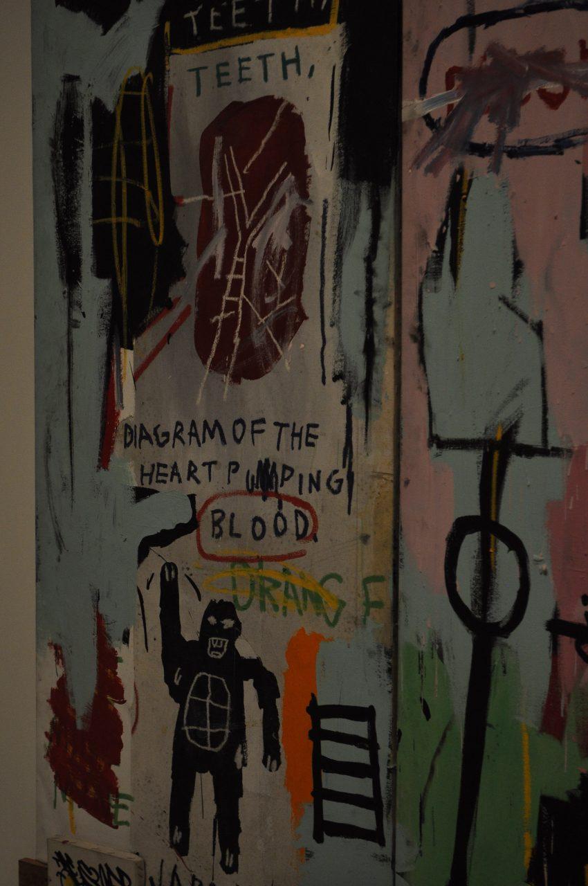 Expo Jean Michel Basquiat Fondation Louis Vuitton Paris - photo Raluca Turcanasu ra-luca.me (32)