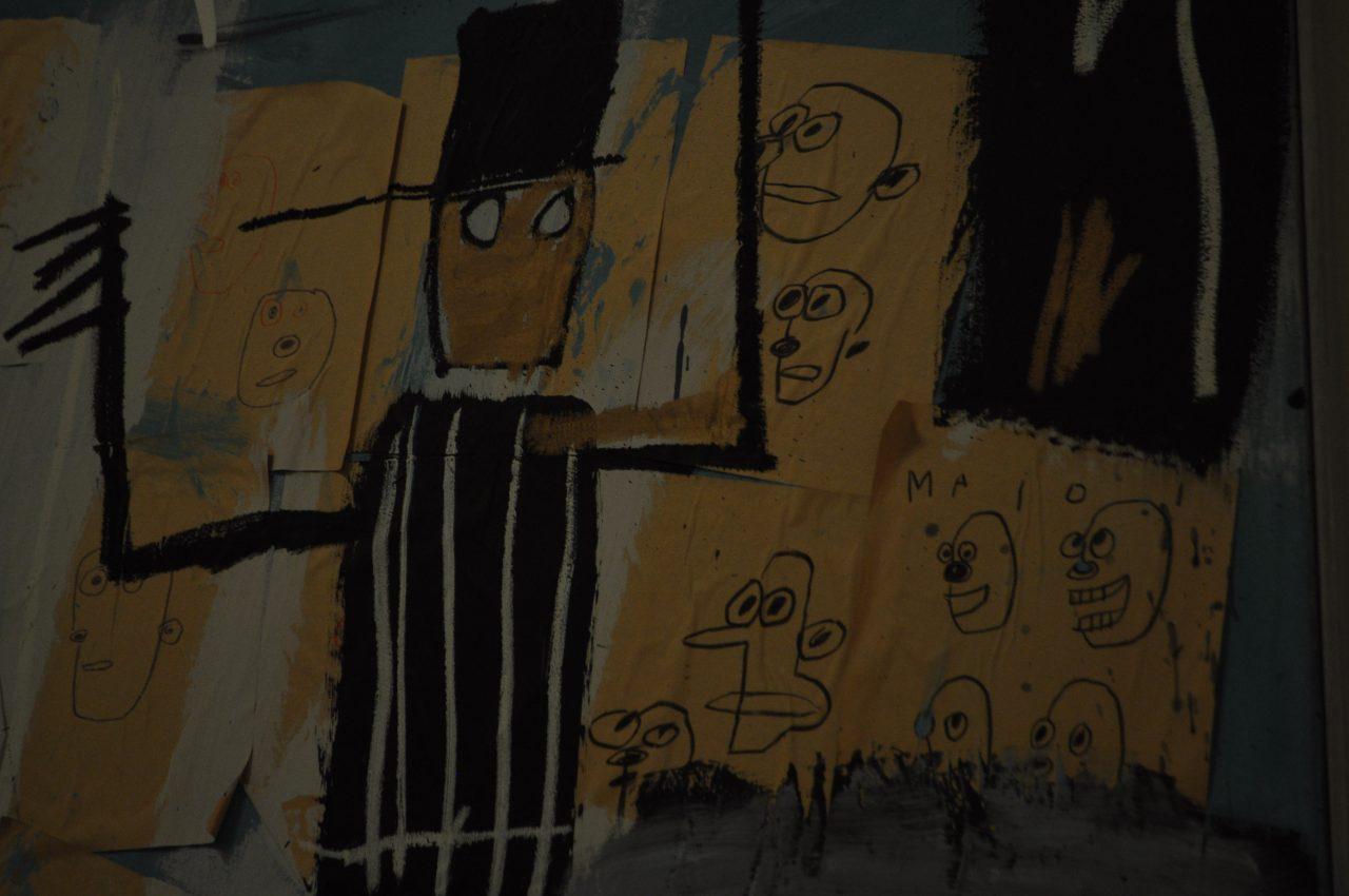 Expo Jean Michel Basquiat Fondation Louis Vuitton Paris - photo Raluca Turcanasu ra-luca.me (34)