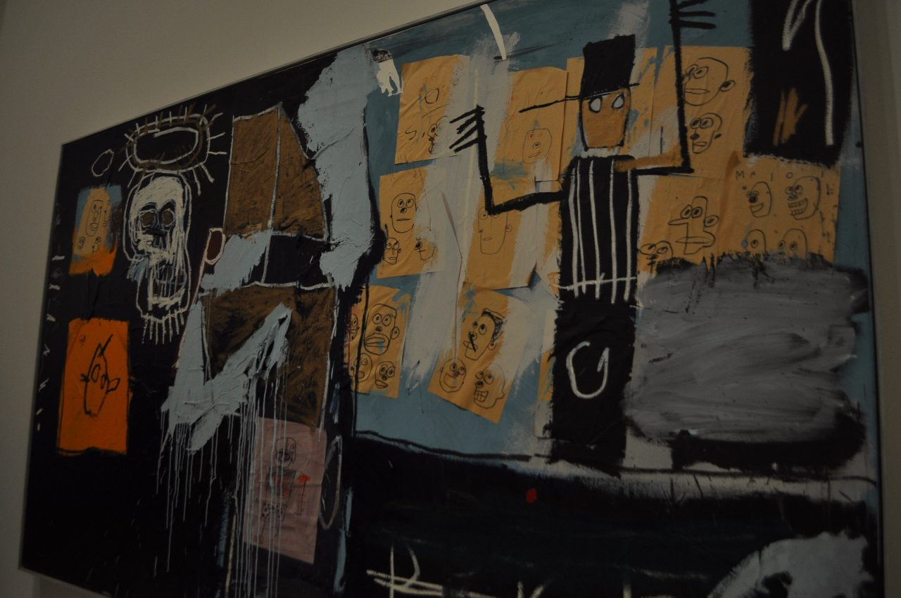 Expo Jean Michel Basquiat Fondation Louis Vuitton Paris - photo Raluca Turcanasu ra-luca.me (35)