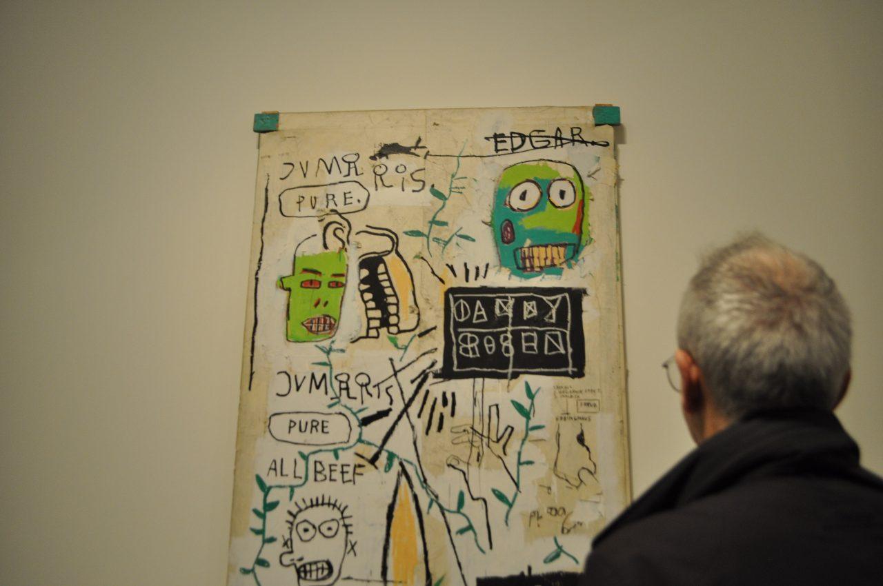 Expo Jean Michel Basquiat Fondation Louis Vuitton Paris - photo Raluca Turcanasu ra-luca.me (36)