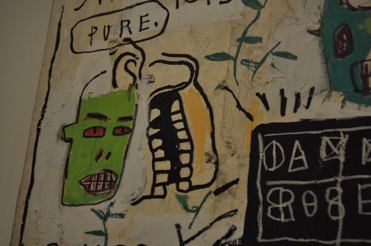 Expo Jean Michel Basquiat Fondation Louis Vuitton Paris - photo Raluca Turcanasu ra-luca.me (38)