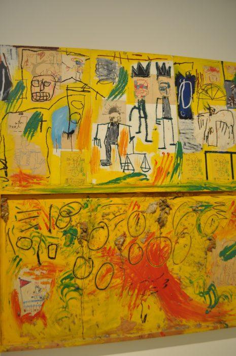 Expo Jean Michel Basquiat Fondation Louis Vuitton Paris - photo Raluca Turcanasu ra-luca.me (39)