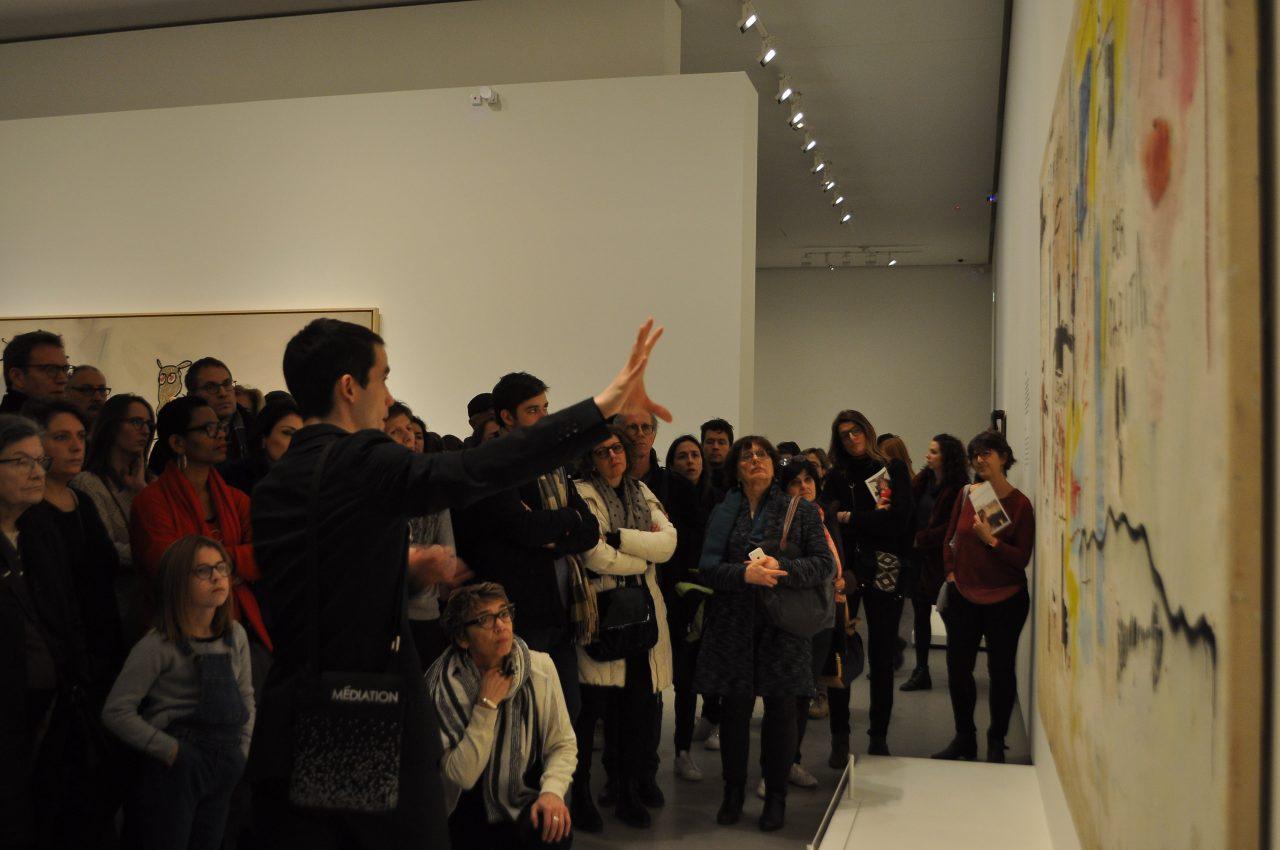 Expo Jean Michel Basquiat Fondation Louis Vuitton Paris - photo Raluca Turcanasu ra-luca.me (4)