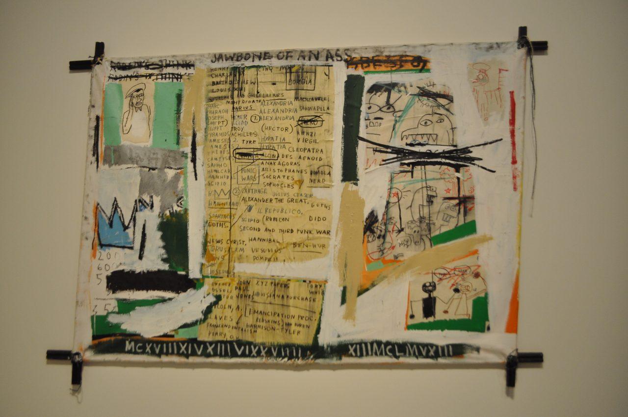 Expo Jean Michel Basquiat Fondation Louis Vuitton Paris - photo Raluca Turcanasu ra-luca.me (40)