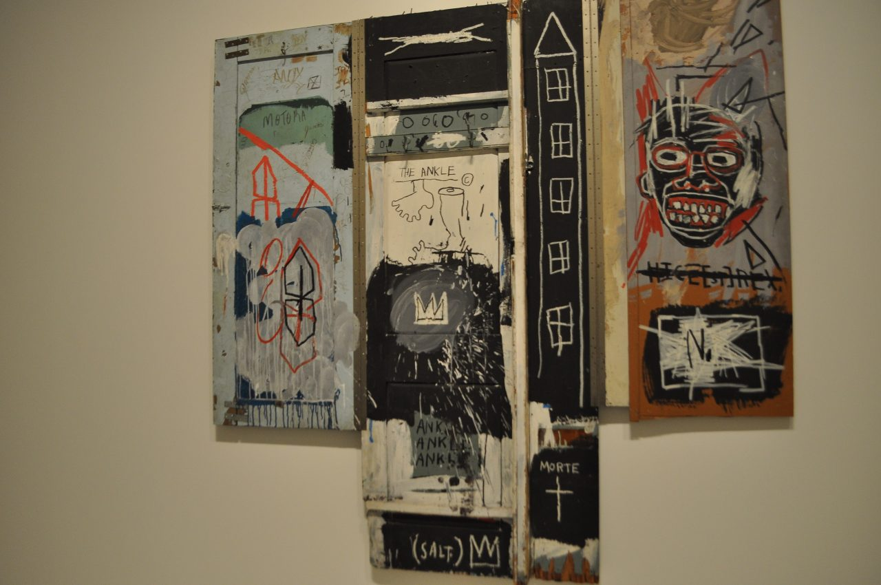 Expo Jean Michel Basquiat Fondation Louis Vuitton Paris - photo Raluca Turcanasu ra-luca.me (42)