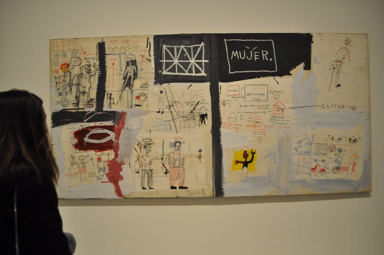 Expo Jean Michel Basquiat Fondation Louis Vuitton Paris - photo Raluca Turcanasu ra-luca.me (43)