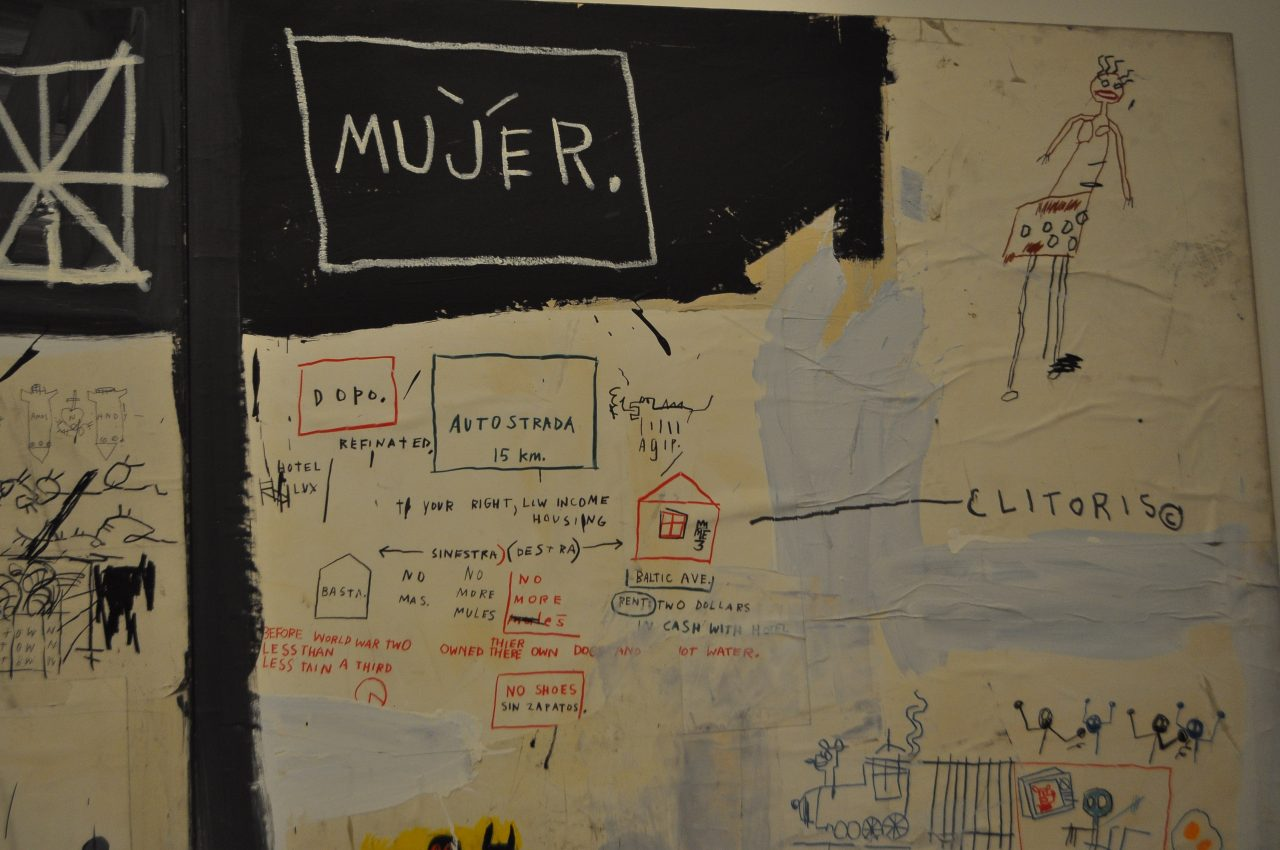 Expo Jean Michel Basquiat Fondation Louis Vuitton Paris - photo Raluca Turcanasu ra-luca.me (44)