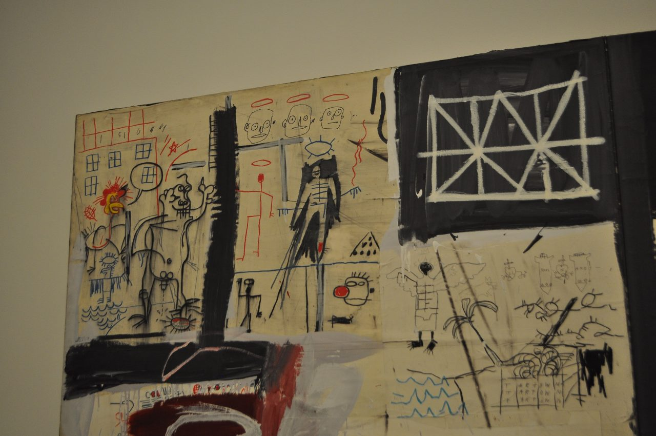 Expo Jean Michel Basquiat Fondation Louis Vuitton Paris - photo Raluca Turcanasu ra-luca.me (45)