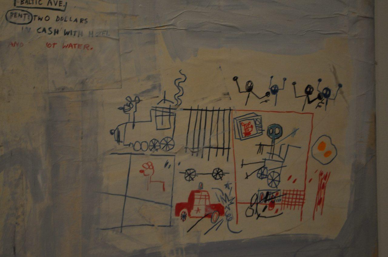 Expo Jean Michel Basquiat Fondation Louis Vuitton Paris - photo Raluca Turcanasu ra-luca.me (46)