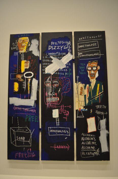 Expo Jean Michel Basquiat Fondation Louis Vuitton Paris - photo Raluca Turcanasu ra-luca.me (47)