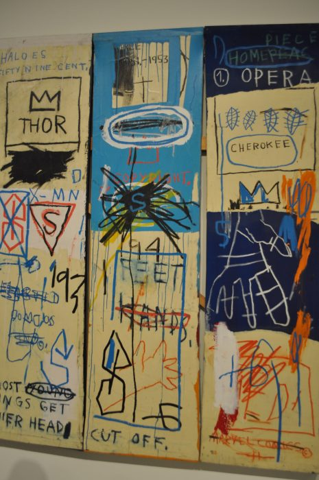 Expo Jean Michel Basquiat Fondation Louis Vuitton Paris - photo Raluca Turcanasu ra-luca.me (49)