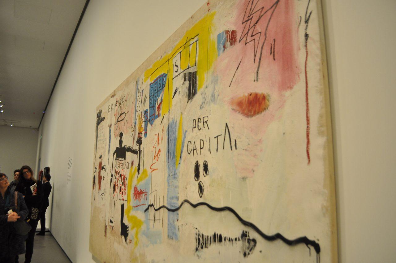 Expo Jean Michel Basquiat Fondation Louis Vuitton Paris - photo Raluca Turcanasu ra-luca.me (5)